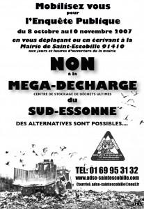 Affiche mobilisez A4