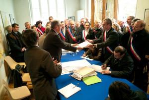 91, Saint-Escobille, fin de l 'enquete publique,11/07/2007